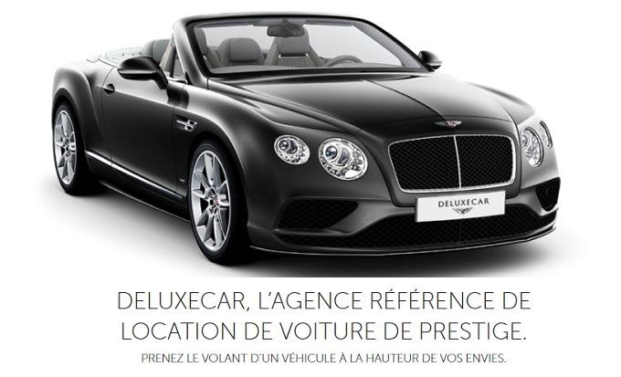 location 4x4 luxe paris